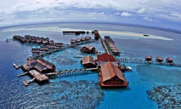 Pom pom island con promoworld diving stai guardando le - Kapalai dive resort ...